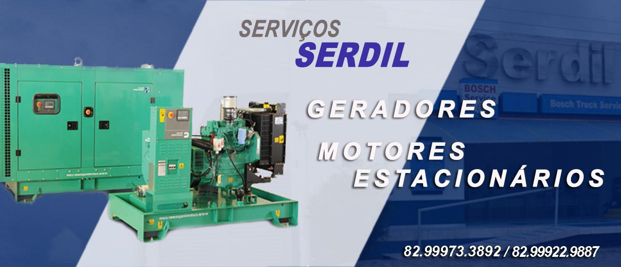 SERVIÇOS SERDIL GERADORES