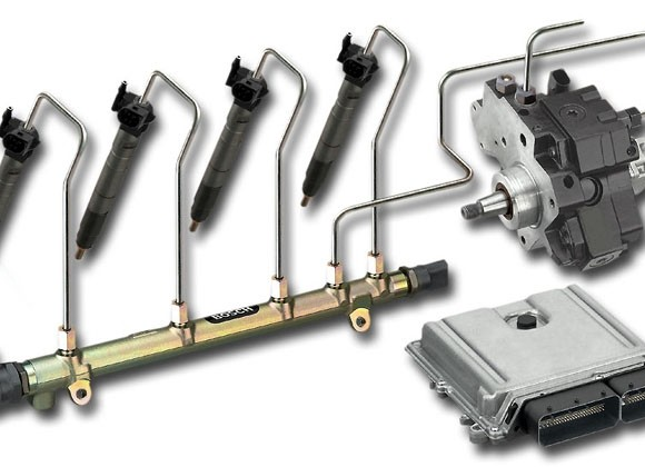 Sistema de Injeção Eletrônica Diesel